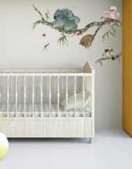 Australia animals wall stickers