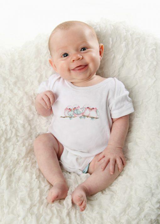 Galahs Baby Bodysuit / Onesie