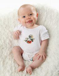 Kookaburra Baby Bodysuit / Onesie