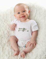 Kookaburras Baby Bodysuit / Onesie