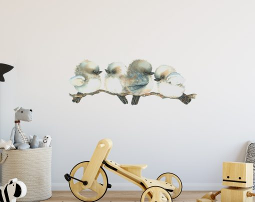 Kookaburra Branch Wall Sticker