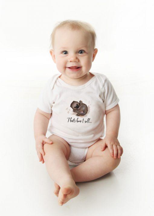 Baby Onesie - Cotton