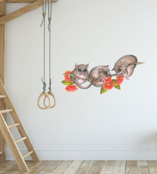 Possum Branch Wall Sticker