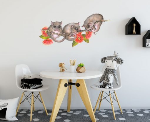 Possum Branch Wall Sticker