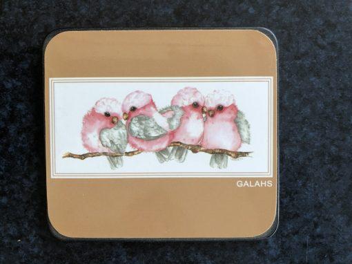 Galah Coasters
