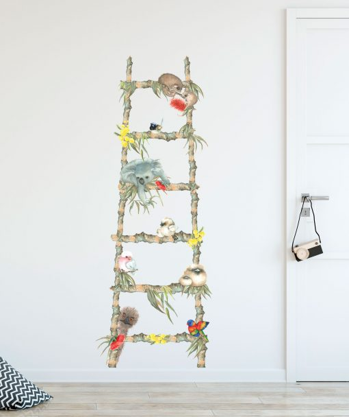 Australian Animal Nursery Wall Sticker