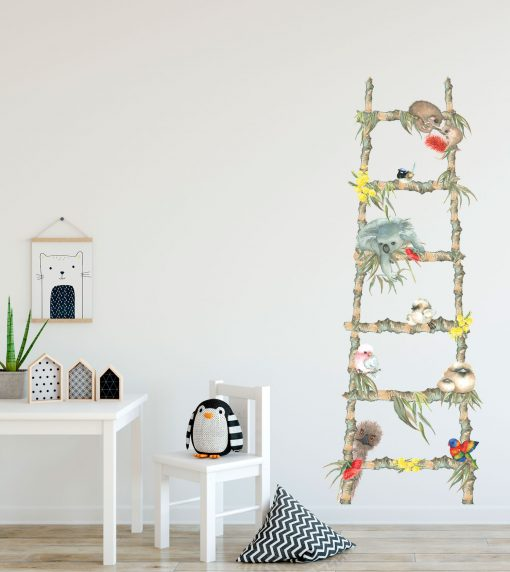 Australian Animal Nursery Wall Sticker