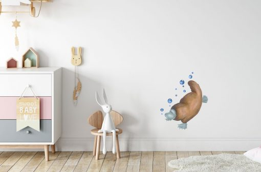 Platypus Wall Sticker