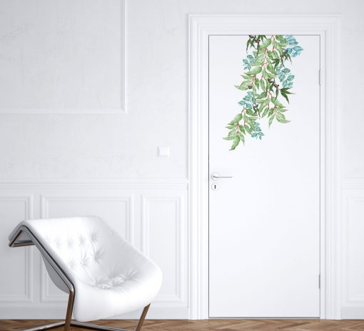 Australian Native Greenery Wall Sticker