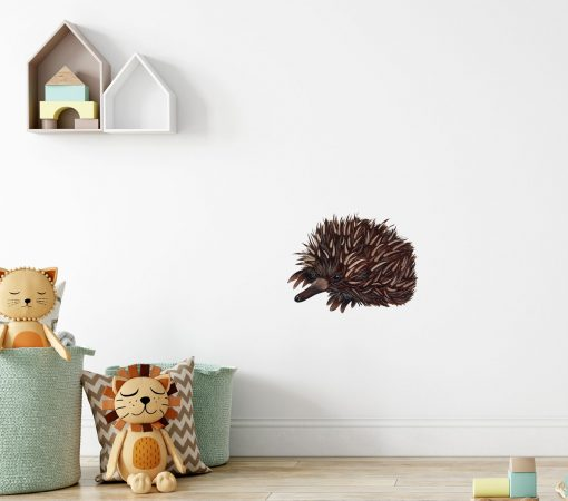 Echidna Wall Sticker