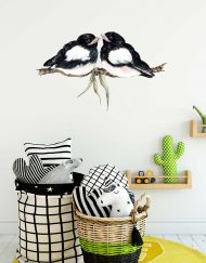 Magpie Wall Sticker