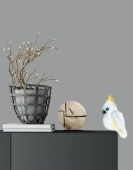Cockatoo Resting Birds Wall Sticker