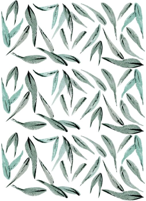Extra Leaves for Gum Tree Wall Sticker